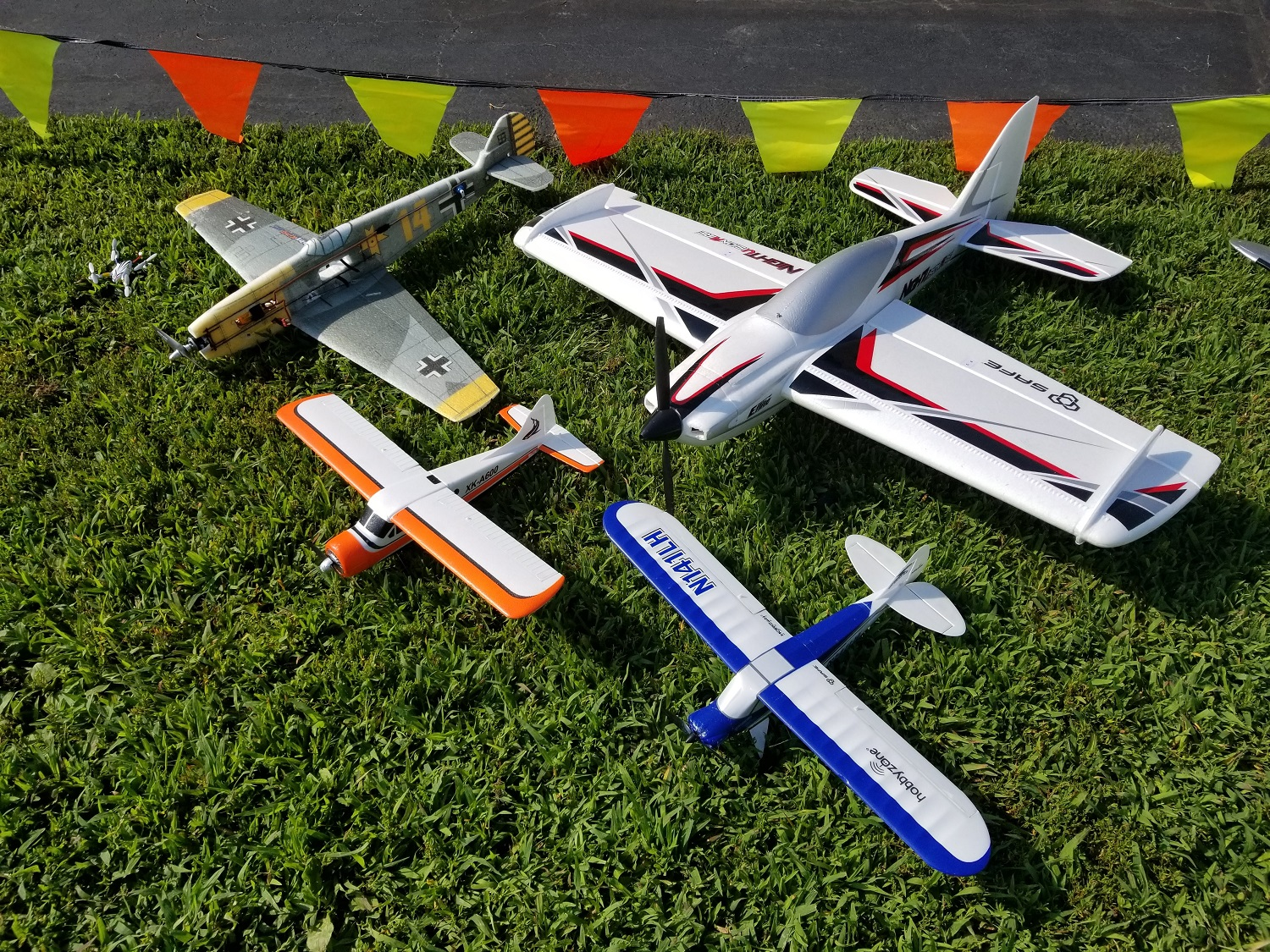 Model Aviation Day