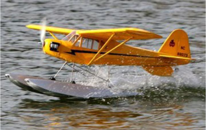 Float plane contest